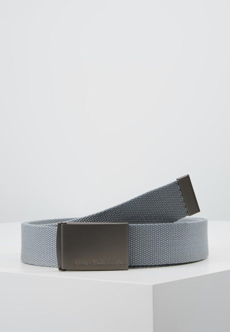 Urban Classics - BELTS - Belt - grey/silver
