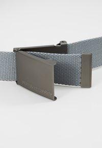 Urban Classics - BELTS - Belt - grey/silver - 4