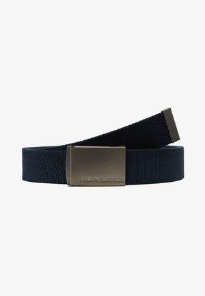 BELTS - Belt - navy/silver-coloured