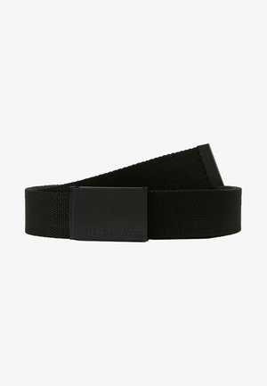 BELTS - Cinturón - black
