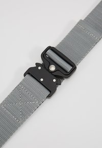 Urban Classics - WING BUCKLE BELT - Belt - grey - 4