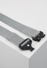 Urban Classics - WING BUCKLE BELT - Belt - grey - 2