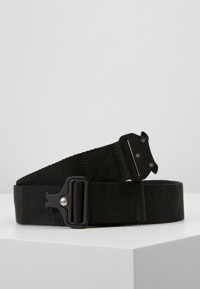 WING BUCKLE BELT - Bælter - black