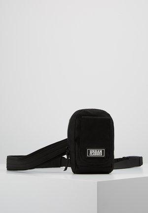 UTILITY BELTBAG CASUAL - Bum bag - black