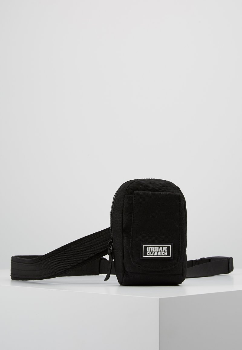 Urban Classics - UTILITY BELTBAG CASUAL - Bum bag - black