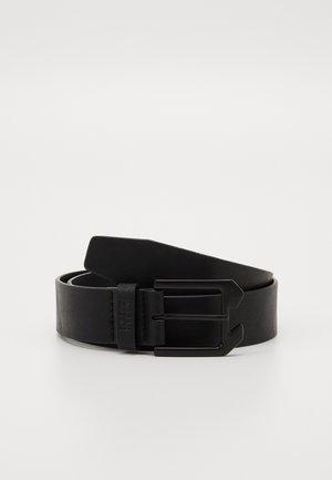 BOTTLE OPENER BELT - Pásek - black