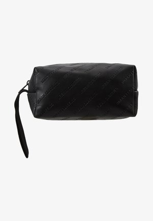 COSMETIC POUCH - Kosmetická taška - black