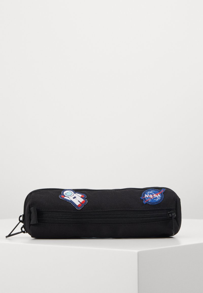 Urban Classics - NASA NOTEBOOK & PENCILCASE SET - Other - black