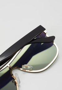 Urban Classics - SUNGLASSES - Sunglasses - gold mirror/black - 3