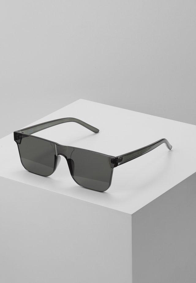 CHAIN SUNGLASSES - Lunettes de soleil - black