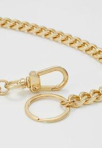 Urban Classics - PADLOCK NECKLACE - Necklace - gold-coloured - 2