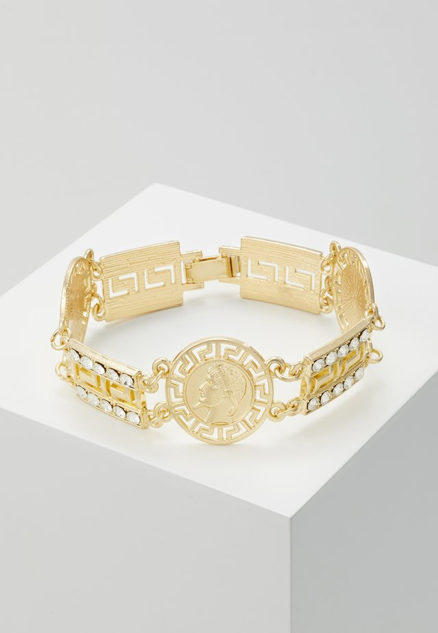 FANCY BRACELET - Náramek - gold-coloured