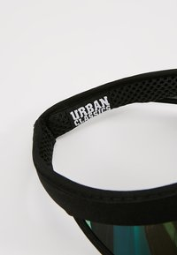 Urban Classics - HOLOGRAPHIC VISOR - Kšiltovka - black/multicolor - 5