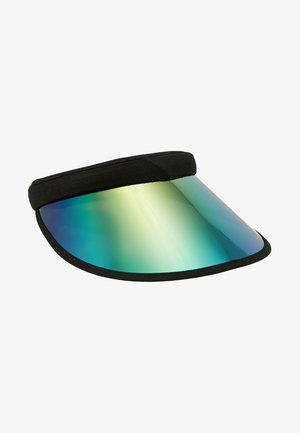 HOLOGRAPHIC VISOR - Pet - black/multicolor