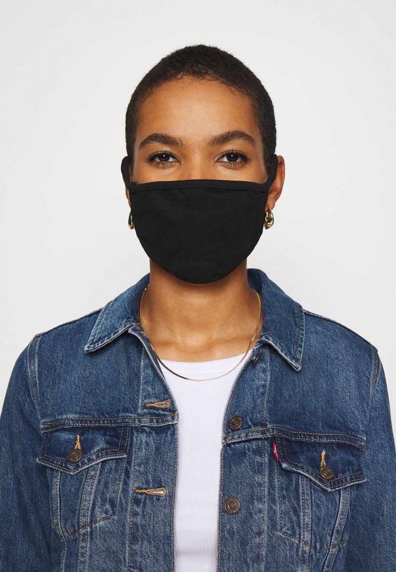 Urban Classics - 2 PACK - Community mask - black
