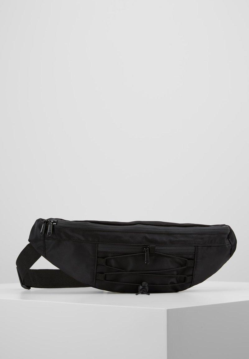 Urban Classics - BANANA SHOULDER BAG - Heuptas - black