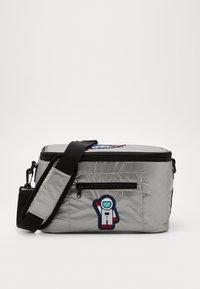 Urban Classics - NASA COOLING BAG - Sports bag - silver - 0