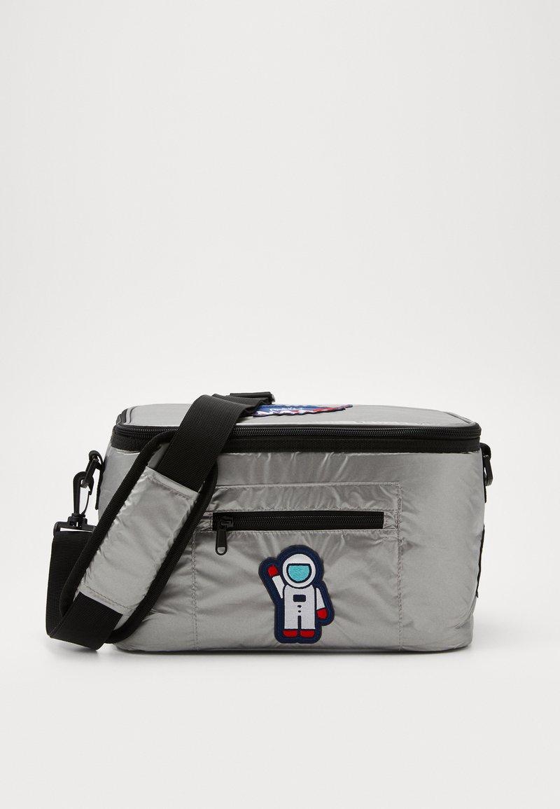 Urban Classics - NASA COOLING BAG - Sports bag - silver