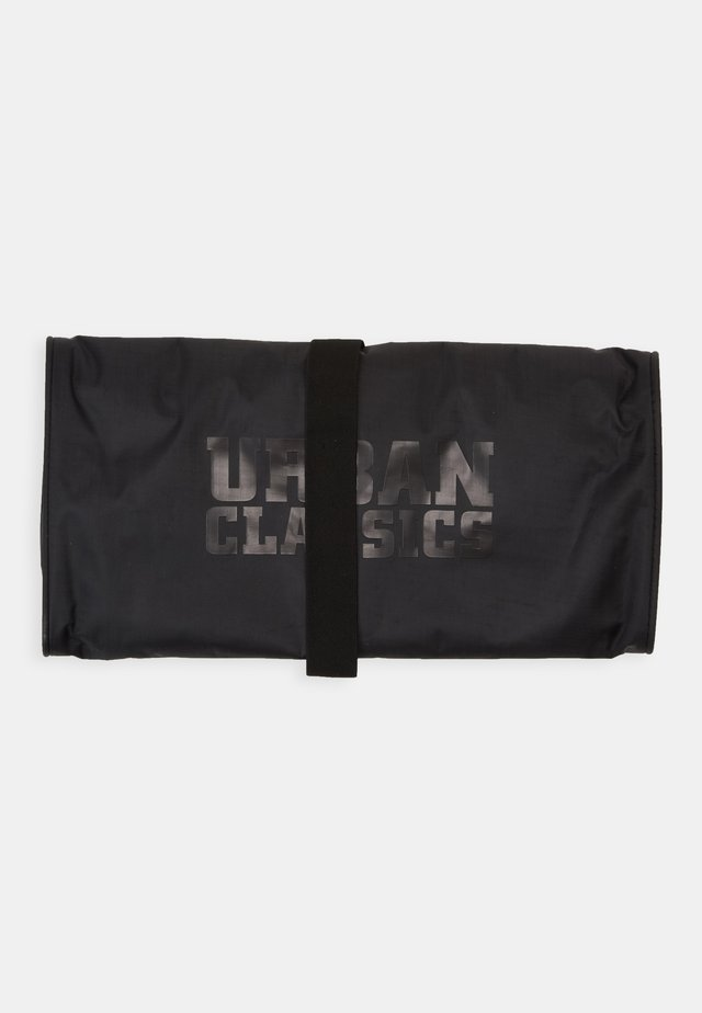 COSMETIC POUCH FESTIVAL - Across body bag - black