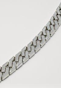 Urban Classics - GLITTER BRACELET - Bracelet - silver-coloured - 2