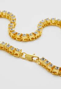 Urban Classics - NECKLACE WITH STONES - Collana - gold-coloured - 2