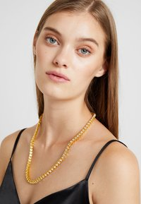 Urban Classics - NECKLACE WITH STONES - Collana - gold-coloured - 3