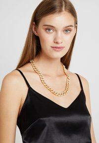 Urban Classics - HEAVY NECKLACE WITH STONES - Collana - gold-coloured - 3