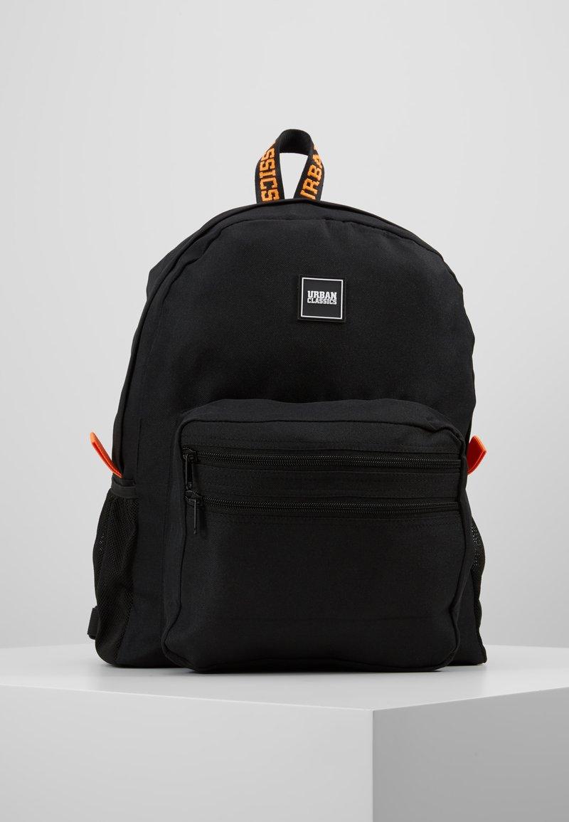 Urban Classics - BASIC - Reppu - black/orange