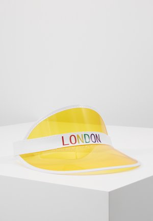 CITY VISOR  - Lippalakki - yellow