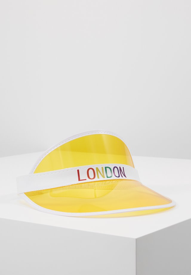 CITY VISOR  - Kšiltovka - yellow