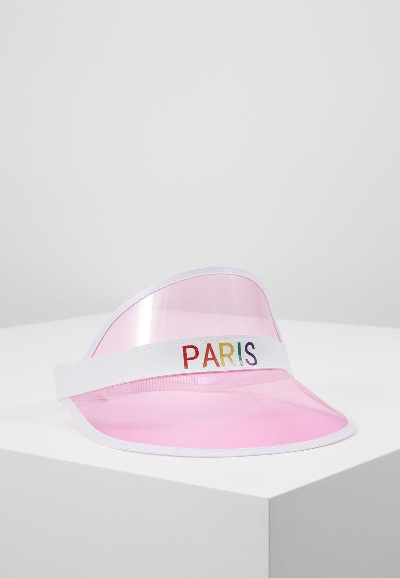 Urban Classics - CITY VISOR  - Casquette - pink