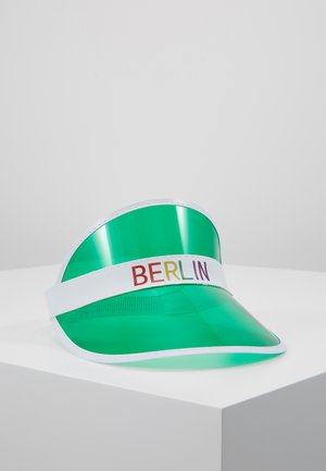 CITY VISOR  - Cap - green