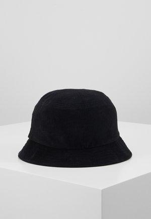 BUCKET HAT - Kapelusz - black