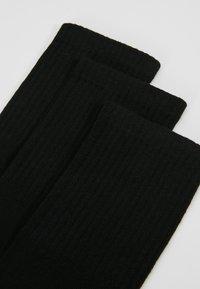 Urban Classics - SPORT 3 PACK - Socks - black - 2