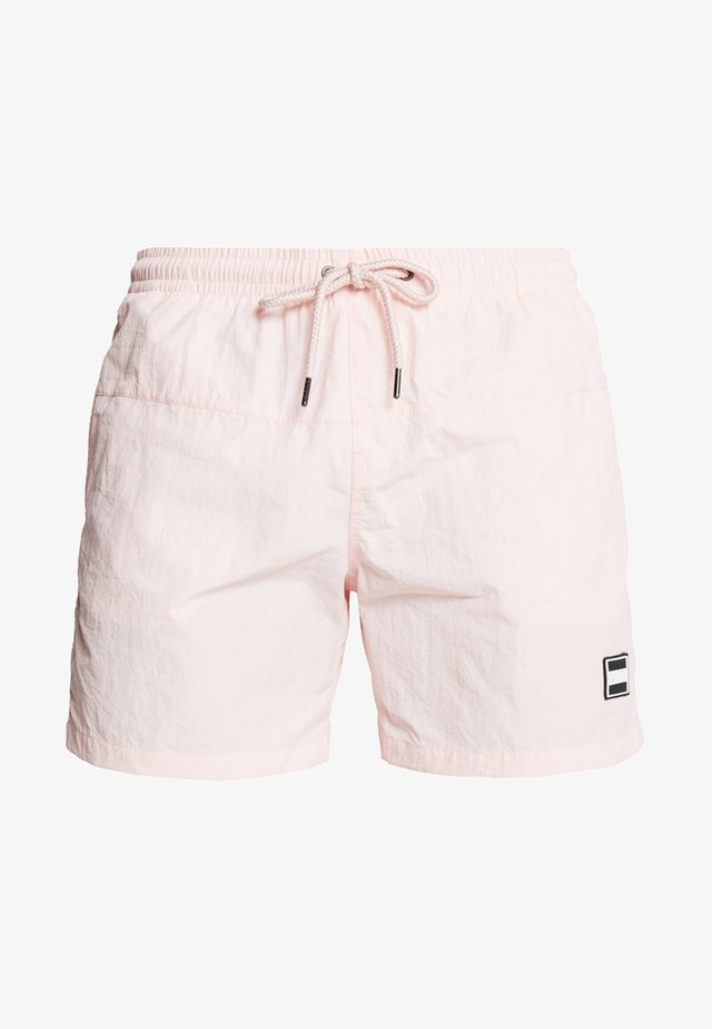 BLOCK SWIM - Short de bain - pink