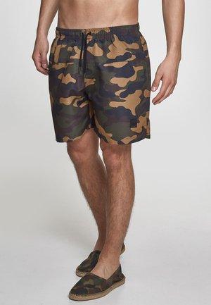 CAMO - Shorts da mare - woodcamo