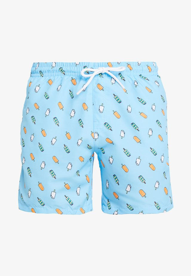 Surfshorts - light blue