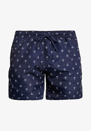 PATTERN SWIM - Short de bain - anchor