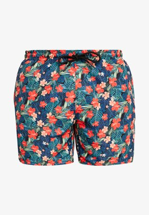 PATTERN SWIM - Shorts da mare - black