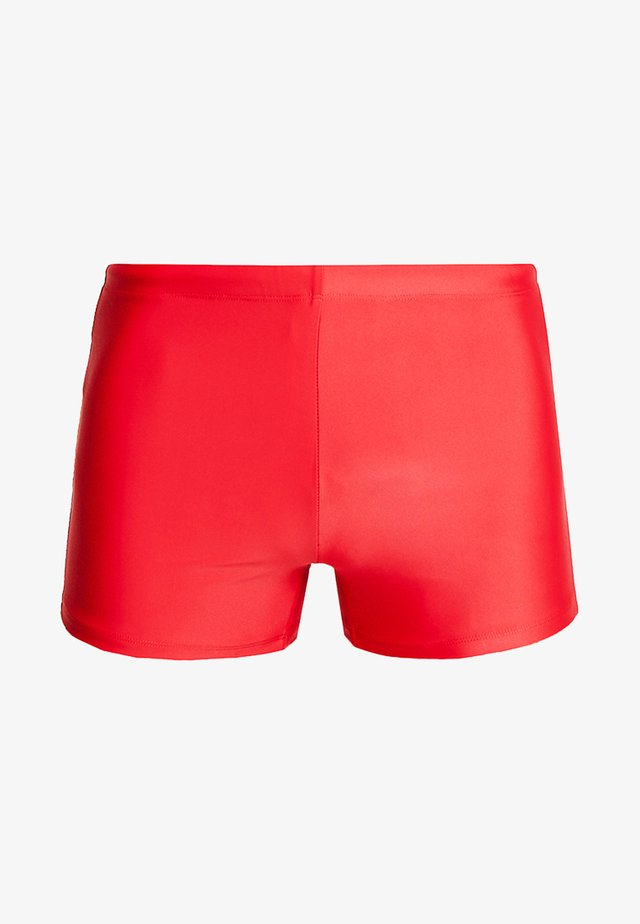 TRUNK - Swimming trunks - firered