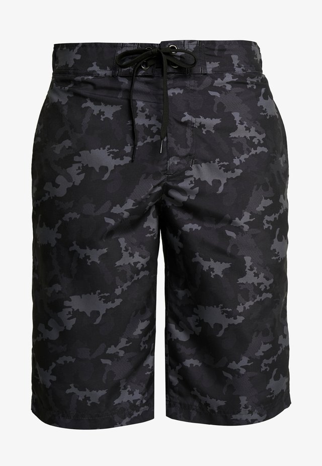 BOARD SHORTS - Badeshorts - black
