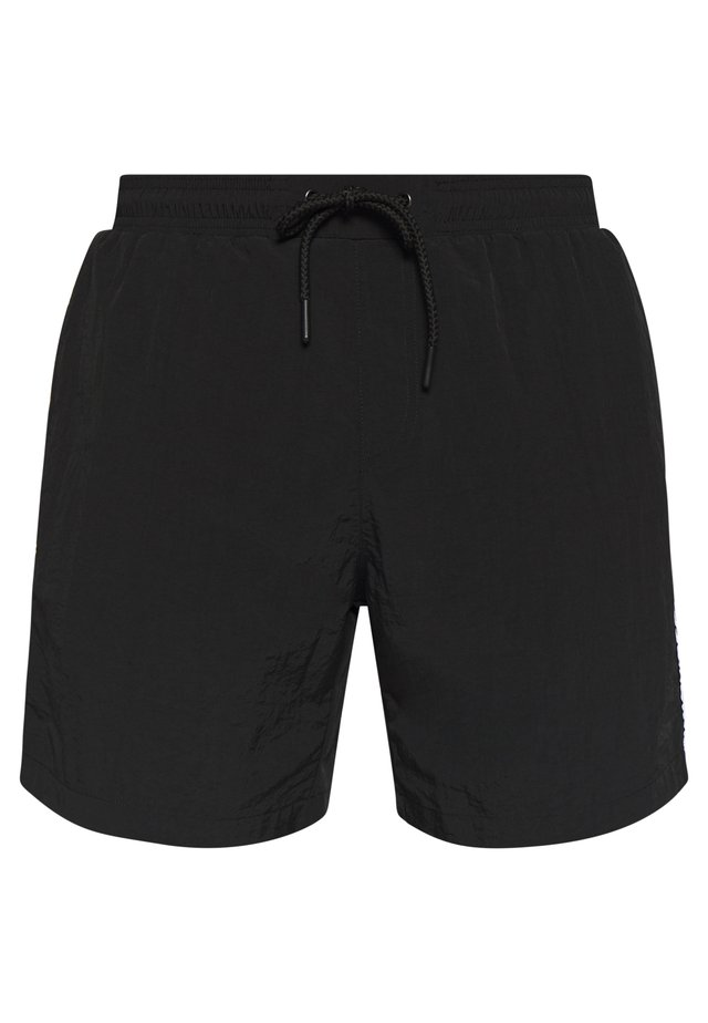 TAPED SWIM - Plavky - black