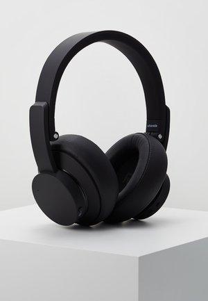 NEW YORK NOISE CANCELLING BLUETOOTH - Headphones - dark clown black