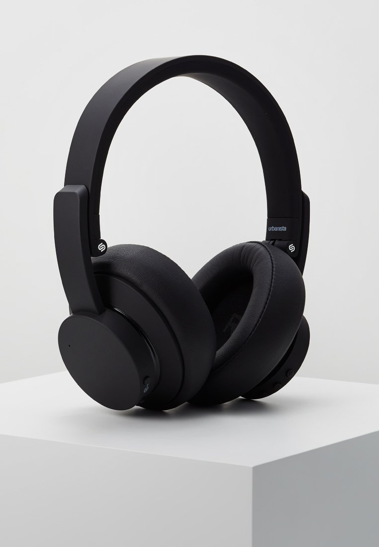 Urbanista - NEW YORK NOISE CANCELLING BLUETOOTH - Headphones - dark clown black