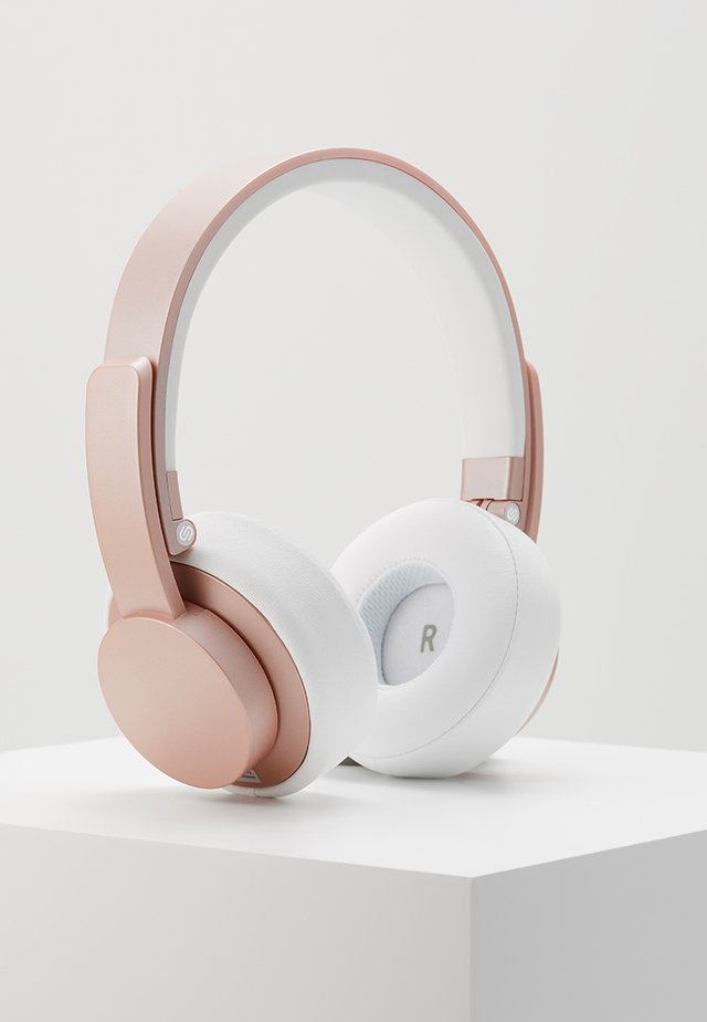 SEATTLE BLUETOOTH - Kuulokkeet - rose gold/pink