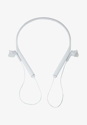 ROME NECKBAND BLUETOOTH - Headphones - fluffy cloud/white