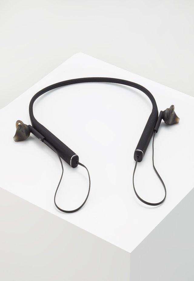 ROME NECKBAND BLUETOOTH - Høretelefoner - dark clown/black