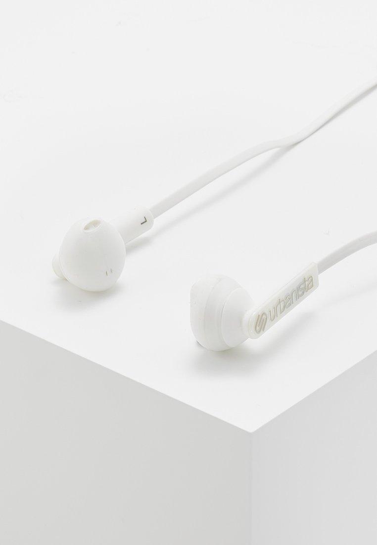 Urbanista - BERLIN BLUETOOTH - Høretelefoner - fluffy cloud white
