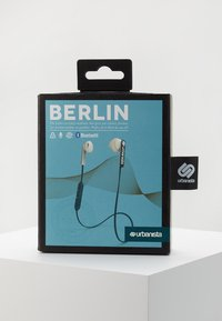 Urbanista - BERLIN BLUETOOTH - Sluchátka - blue petroleum - 3