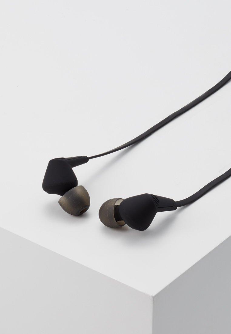 Urbanista - MADRID BLUETOOTH IN-EAR - Høretelefoner - dark clown black